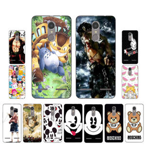 size 40 35e0c ce9bc Soft TPU Silicone Case For Lenovo Vibe K6 Power Phone Back Cover ...
