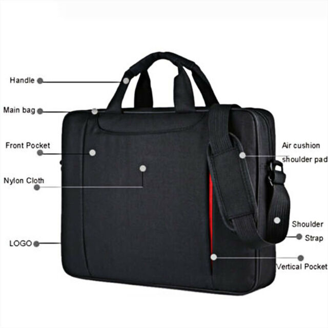 Best Comfortable Laptop Sleeve Ever TOMANTEK 15-15.6 Inch PU Polyester