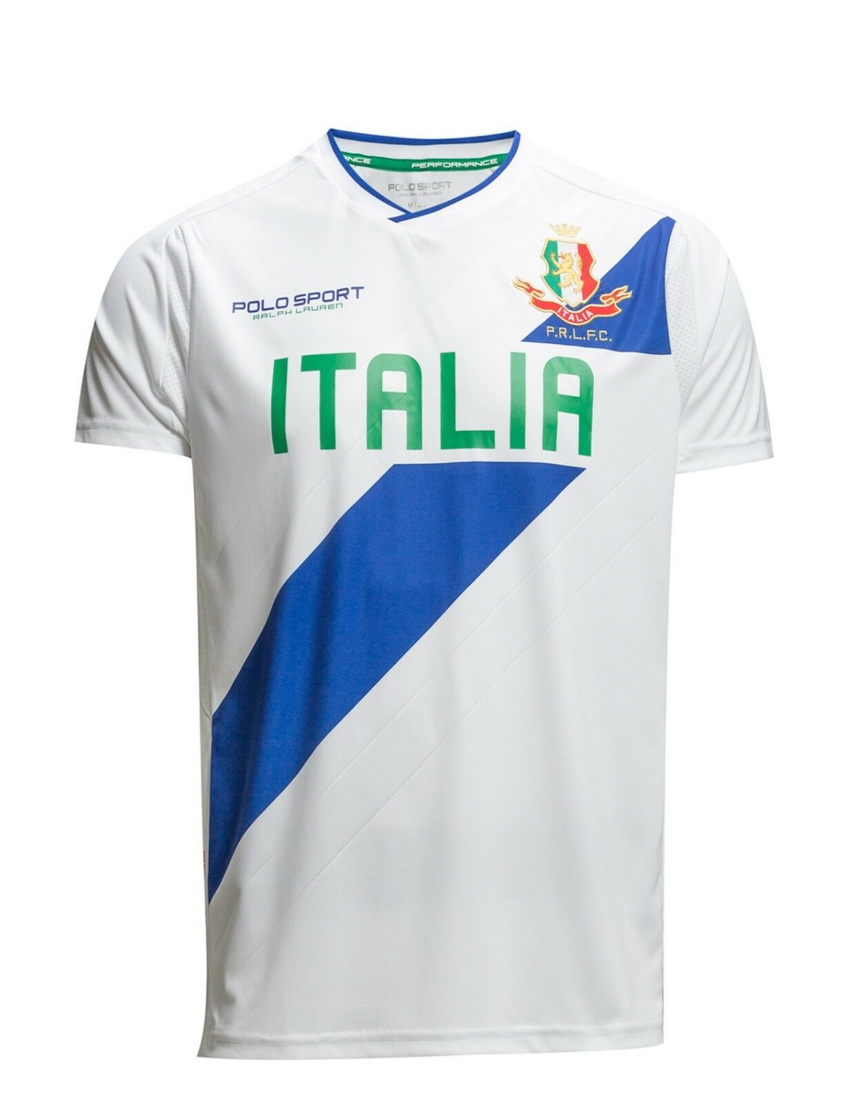 Polo Sport Ralph Lauren Italia Jersey T-Shirt Small NWT