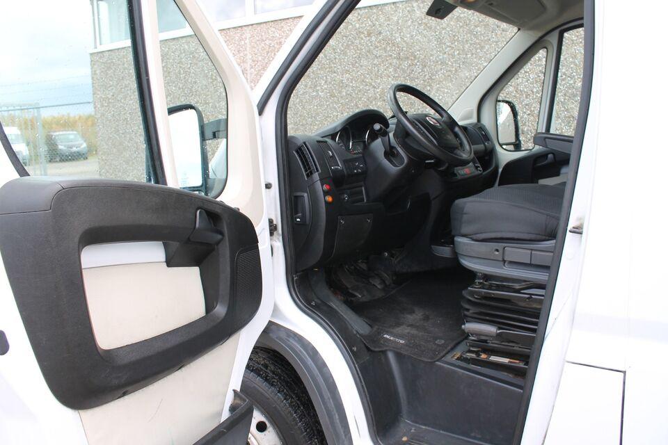 Fiat Ducato 35 Maxi 2,3 MJT 130 Chassis L3 Diesel modelår
