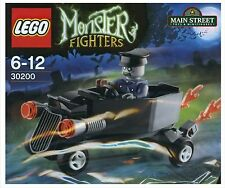 LEGO Monster Fighters Zombie Coffin Car 30200 NEW - Free Shipping
