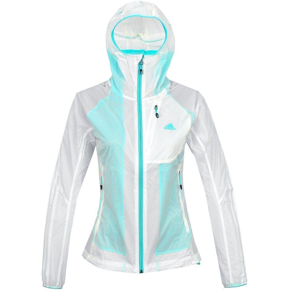 Adidas Terrex Wind Jacke Damen Windbreaker Laufjacke Top