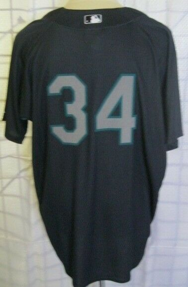 Hernandez Authentic Majestic Mariners Pullover Jersey XL MLB New With Tags