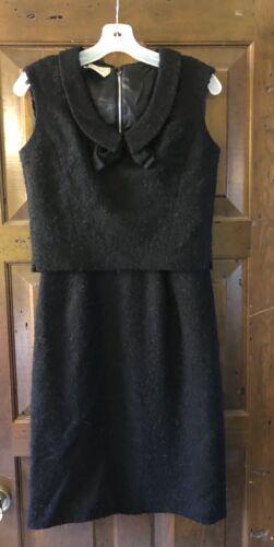 Vintage 1960's Adele Martin Original Everyday Wool