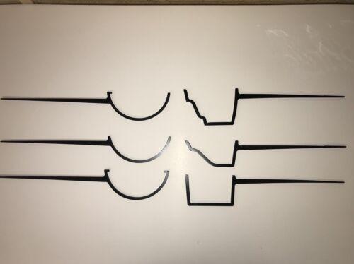 cast iron gutter brackets