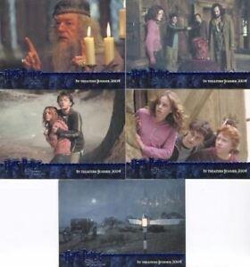 Harry-Potter-and-the-Prisoner-of-Azkaban-Blue-Foil-Promo-Card-Set-5-Cards