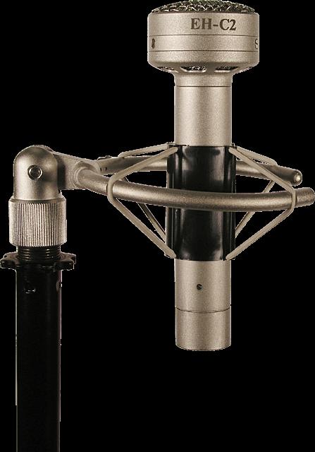 Electro-Harmonix OOO eh-c2 MICROFONO VINTAGE condenser microphone RARE NOS NEW