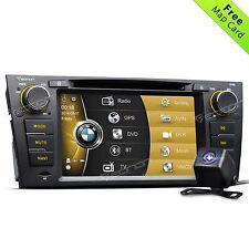"""US CAM+ For BMW E90 E91 E92 E93 7"""" Car DVD Stereo Radio GPS Player Bluetooth O"""
