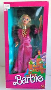1988-RUSSIAN-Barbie-Dolls-of-the-World-Mattel-1916-Vintage-NRFB-New-Sealed