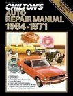 Chilton's Auto Repair Manual: 1964-71 by Dean F. Morgantini, David H. Lee (Paperback, 1971)