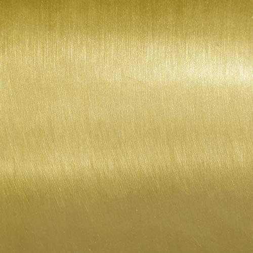 """16 ga Brass Sheet Metal Plate 12/"""" x 24/"""""""