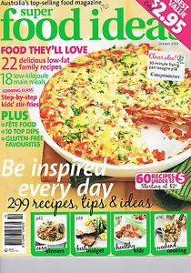 SUPER FOOD IDEAS - Issue 108 - October 2009