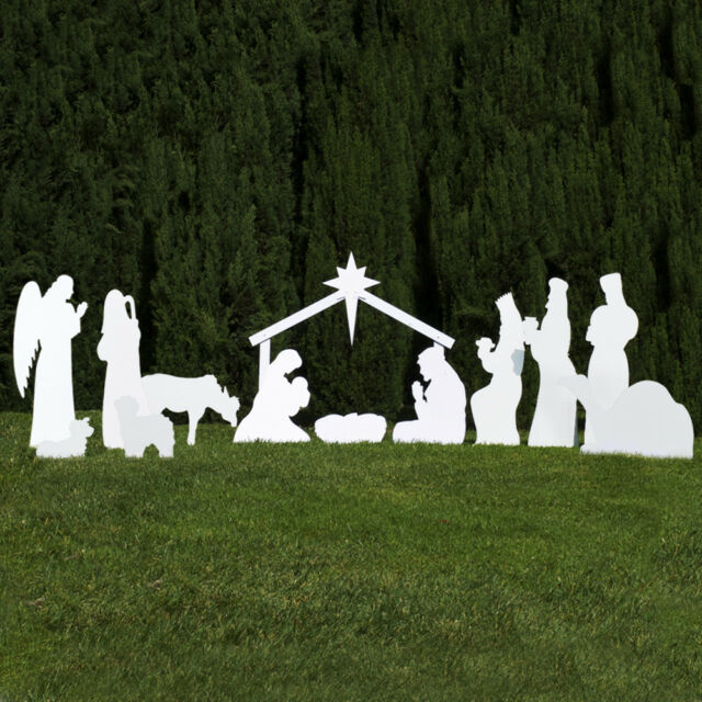 nativity scene Outdoor