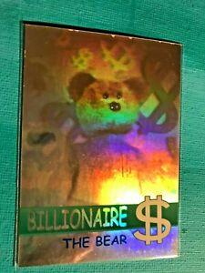 Beanie Babies Series 2 First Edition Billionaire the Bear