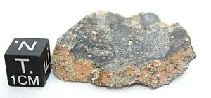 Classified-Achondrite-meteorite-NWA-12445-anomalous-breccia-eucrite