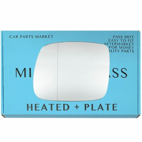 For Mercedes V-Class Van 1996-03 Left side Aspheric Electric mirror glass plate