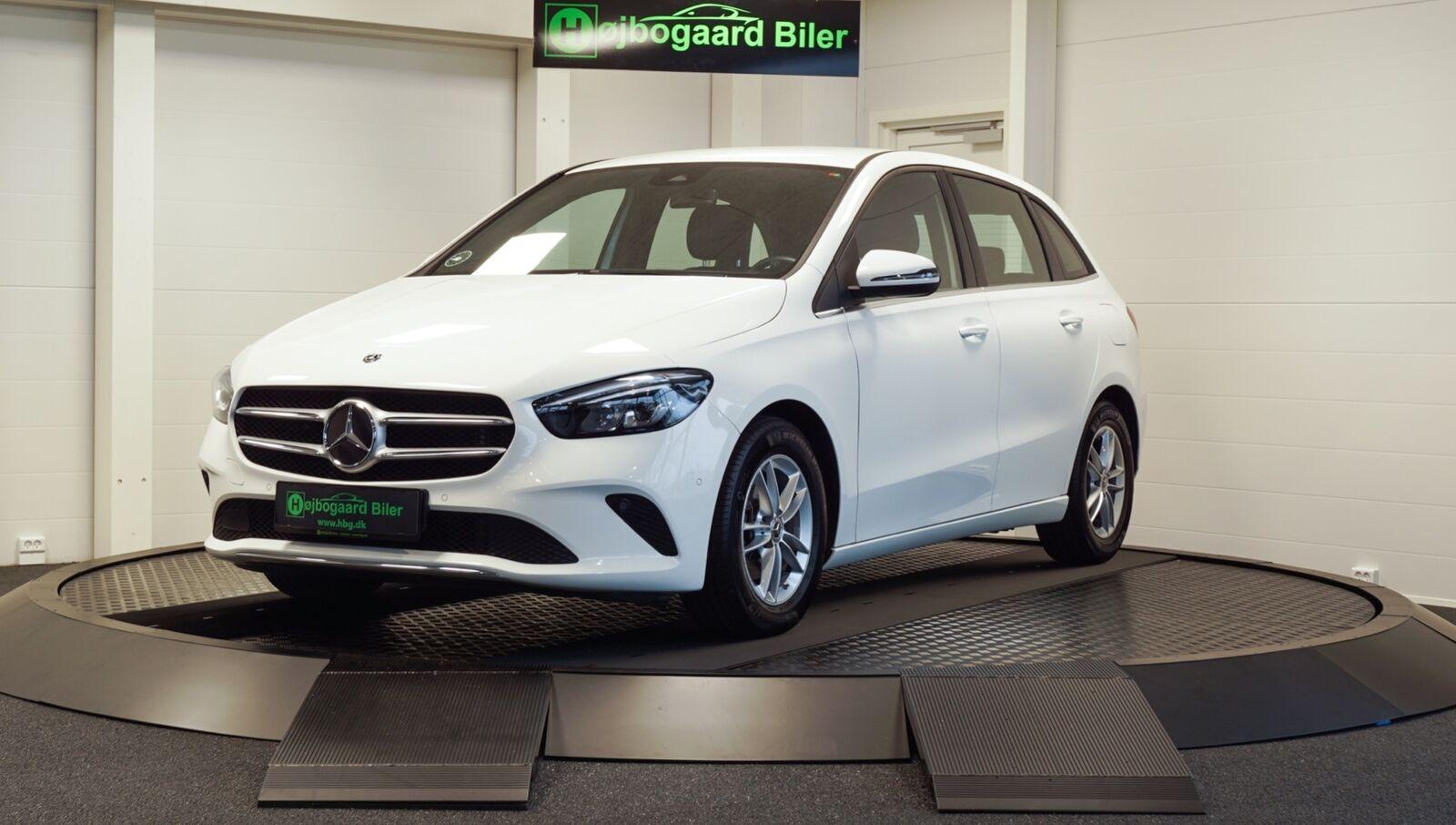 Mercedes B180 d 1,5 Style aut. 5d - 329.800 kr.