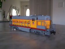 Vintage HO Scale BACHMANN Lighted Electric Train UNION PACIFIC Locomotive