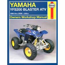 Yamaha YFM 350 RS Raptor 5YT3 AH12W A 2314 9 Haynes Reparaturanleitung Yamaha f