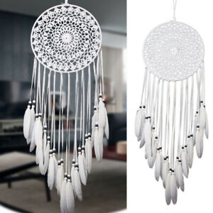 Dream-Catcher-Knitted-Indian-Handmade-Bedroom-Home-Hanging-Dreamcatcher-Large