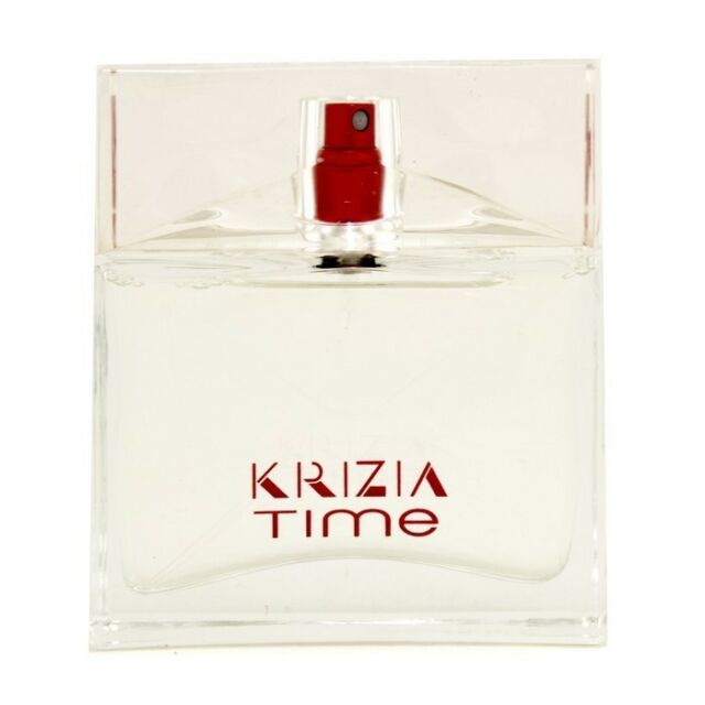 Krizia Krizia Time Eau De Toilette Spray 50ml Womens Perfume