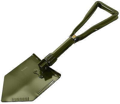 Military Tri Fold Shovel Olive Drab GSA Compliant Camping Survival Rothco 839