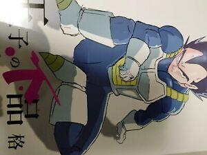 Dragon Bola doujinshi Mob X Vegeta (B5 16pages) Ouji No Hinkaku