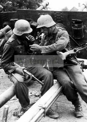 WWII photo Captured German soldiers in the Arnhem area 1377