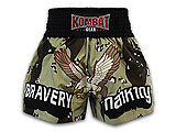 Muay Thai Boxing Shorts,Martial Arts -  Kombat Size 5L  be in great demand