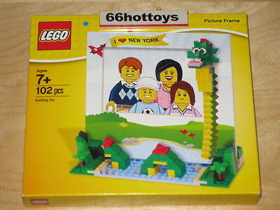 LEGO 850751 I Love New York Picture Frame NEW
