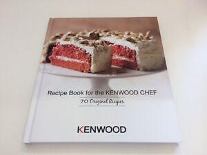 Kenwood recipe book for the kenwood chef 70 original recipes new image is loading kenwood recipe book for the kenwood chef 70 forumfinder Images