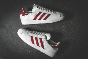 Details about Adidas Gazelle Moskva Gore-Tex Men S79981 GTX White Red City Series Limited Rare