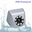 Car-Front-Side-Rear-View-Backup-Camera-Reversing-8-LED-Night-Vision-Waterproof thumbnail 3