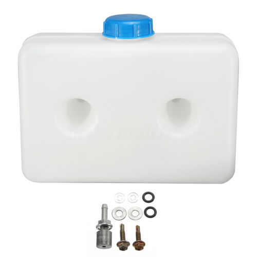 5L Plastic Gasoline Fuel Oil Tank Kits For Truck Boat Air Diesel Parking Heater