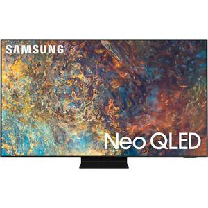 "Samsung QN75QN90A 75"" 4K Neo QLED Smart TV (2021) - Titan Black"