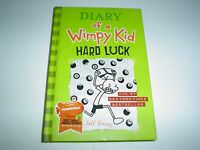 Diary Of A Wimpy Kid: Hard Luck Book 8 By Jeff Kinney 2013 Hardcover
