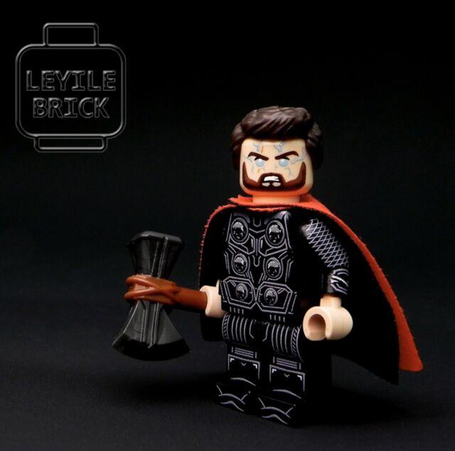 LEYILE BRICK Custom Wolverine Lego minifigure