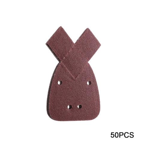 Details about  /Sanding Sheets Abrasive Paper Sandpaper Pads 40 60 80 100 120 180 240 Grit