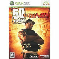 50 Cent: Blood on the Sand Xbox 360 Xbox360 JAPAN