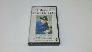 HOWARD KEEL Reminiscing The Collection Music CASSETTE Telstar 1985 15 Track