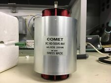 Comet X Cap SF6 500pF variable capacitor