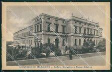 Vicenza Montecchio Maggiore cartolina QK7955