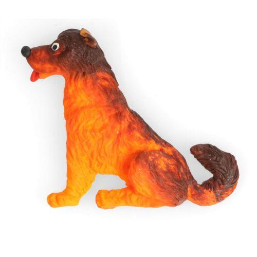 Handmade Fridge Magnets 3D Refrigerator Magnetic Decor Handcrafted Magnet Dog