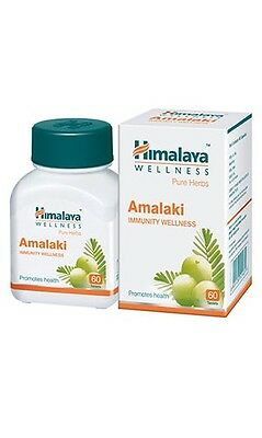Amalaki | Himalaya Pure Herbs | Long Expiry | Choose Quantity