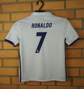 Ronaldo Real Madrid Jersey 2016 2017 Home 9-10 Shirt AI5189 Adidas Trikot Maglia