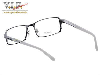St.dupont Lunettes Brille Sonnenbrille Glasses Sunglasses Frame Occhiali Neu/ovp