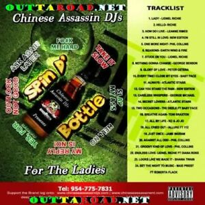 Chinese-Assassin-Djs-039-Spin-D-Bottle-For-The-Ladies-039-Retro-R-amp-B-amp-Soul-Mix-CD