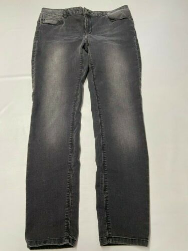 Womens FAT FACE Gray Jegging Jeans Sz 14