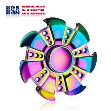 US Hand Fidget Spinner Torqbar Finger Toy EDC Focus ADHD Autism Spin Stress@8