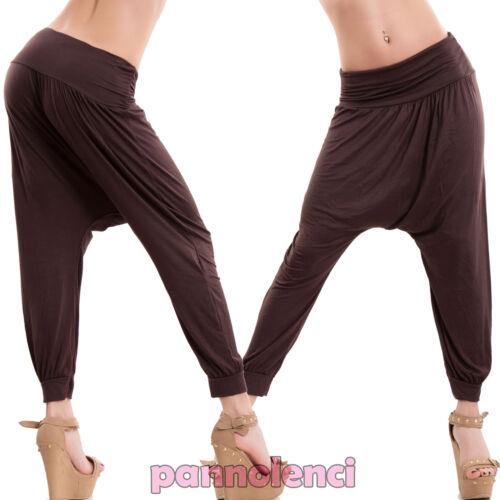 Leggings pantaloni fitness pants turca jersey donna sarouel harem sport AS-1650